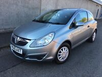 Stunning 2010 60 Vauxhall Corsa 1.2S 3Dr **2 Owners+Only 33000+1 Years Mot+Low Insurance**