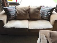 Two three setter settees