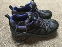 Ladies Merrell walking shoes size 6.5