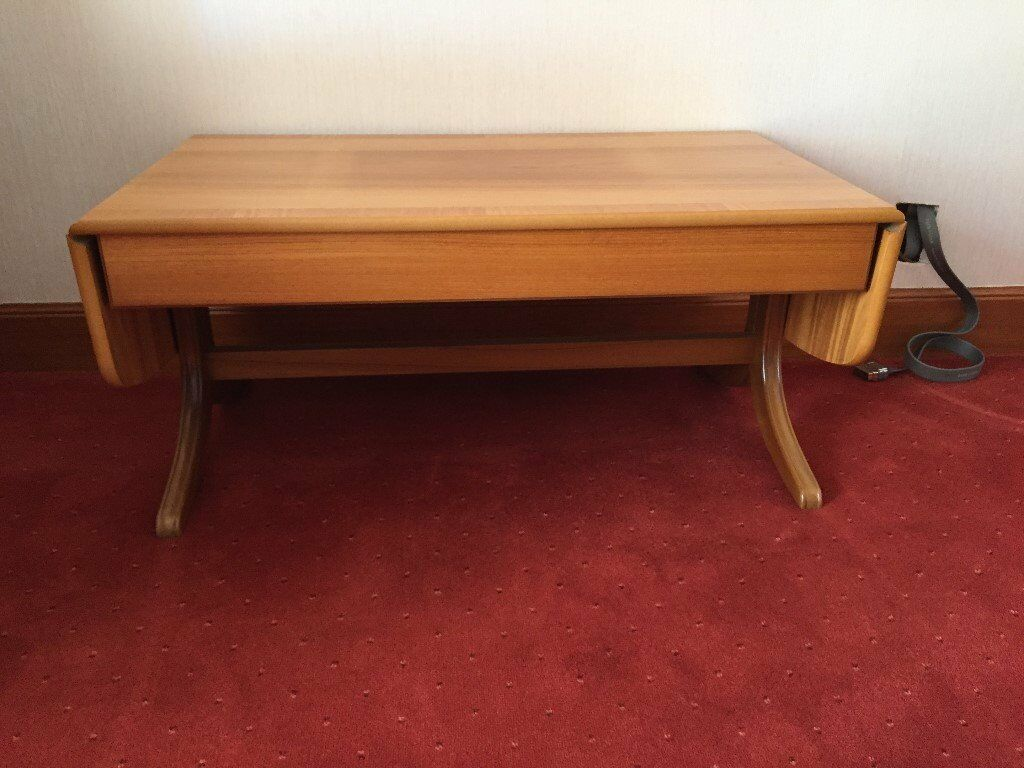 Nathan Teak Coffee Table | in Inverurie, Aberdeenshire ...