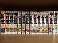 Dragonball Complete Series 3 in 1 Books VGC