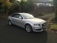 Audi A4 tdi 2008 facelift 1 owner from brand new