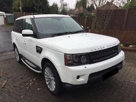 Land Rover Range Rover Sport 3.0 SD V6 SE 4X4 - 2012 (62) 1 Lady Owner, Full History, 12 Months MOT