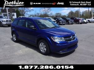 2012 Dodge Journey SE/AVP | FWD | CLOTH | HEATED MIRRORS | KEYLE