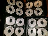 Around 1400 CD / MP3 Audio Books In Cases