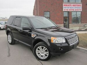Luxurious & Loaded 2008 Land Rover LR2 SE, Certified & E-Tested