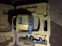 Topcon laser level