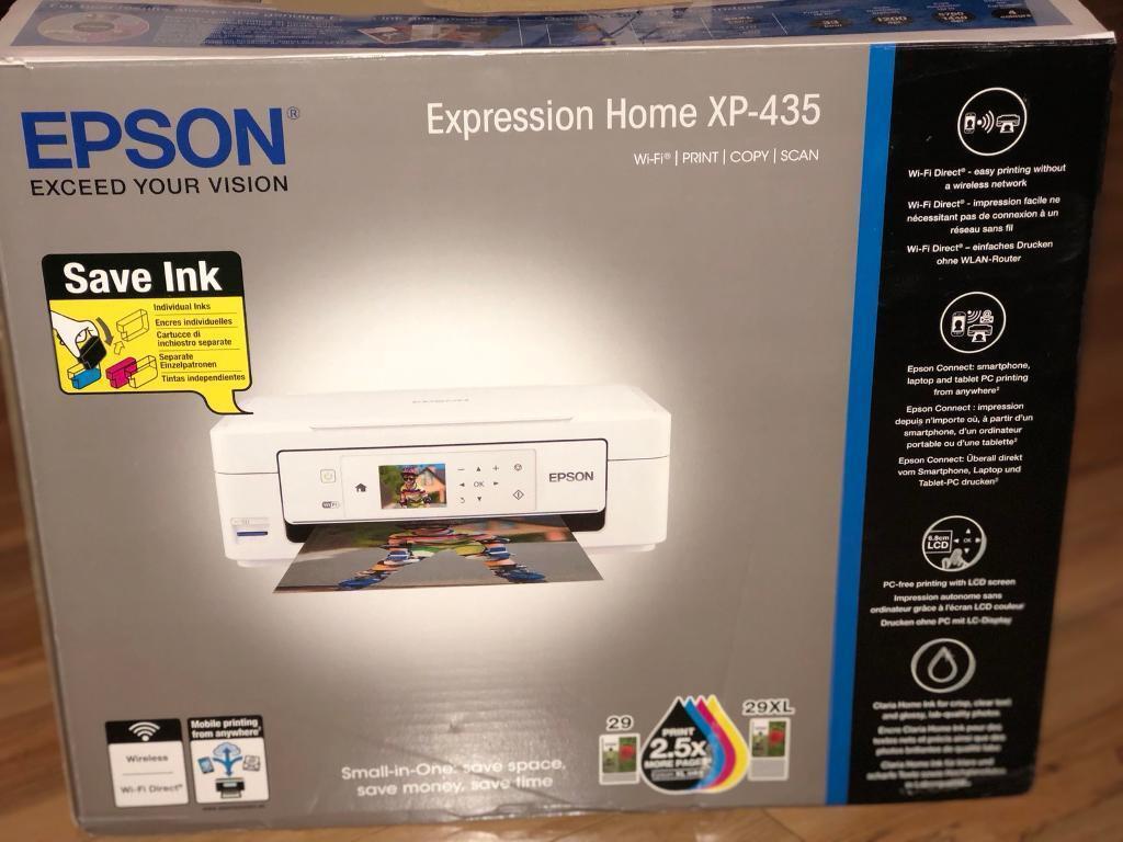 Epson xp-435 printer
