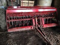 massey fergusson 30 seeder
