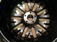 Khan wheels as new Black