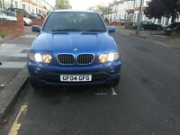 BMW X5 4.6 is 5dr (SAT NAV, DVD, Parking Sensors)