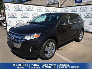 2013 Ford Edge Limited AWD| Nav| Backup Camera| Tow Hitch.
