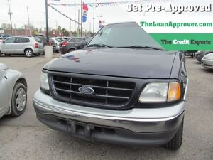 2001 Ford F-150 XLT * FRESH TRADE * AS IS