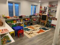 LICENSED CHILD CARE IN SCARBOROUGH! IMMEDIATE OPENING!