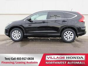 2015 Honda CR-V EX-L AWD | No Accidents | One Owner |