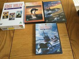 Free willy box set
