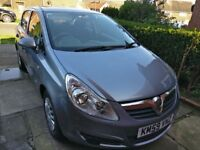 2009 (10) Vauxhall Corsa D 1.2 i 16v Life 5dr (28k on the clock)