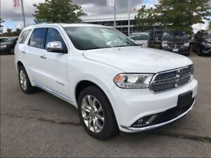 2016 Dodge Durango CITADEL**TRAILER TOW GROUP**DVD ENTERTAINMENT
