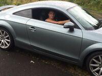 Audi tt tfsi 2007 dsg