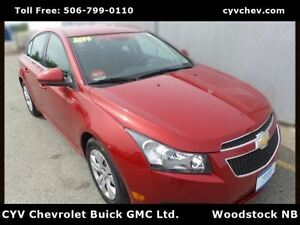 2014 Chevrolet Cruze 1LT Auto - $8/Day - Remote Start, Rear Came