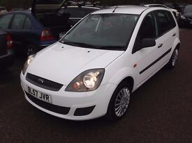 Ford Fiesta1.4 TDCi Style Climate 5dr £30 road tax Excellent condition