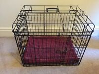 Dog Crate/Cage (Practically New)