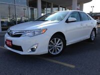 2012 Toyota Camry XLE ALL THE TOYS - LOOKS BRAND NEW 28,000 KM'S