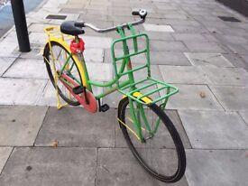 Super Strong Dutch Bike Designed to Last + free Chain Lock