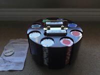 Poker Caddy Set