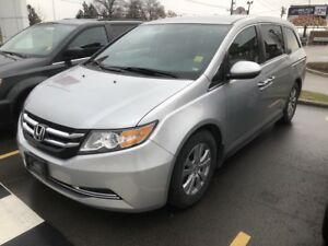 "2015 Honda Odyssey EX ""Enough creature comforts to let you th..."