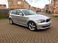 60 PLATE BMW 116 D SPORT 2.0 DIESEL, FULL SERVICE HISTORY, £30 TX, MOT 12 MONTHS, HPI CLEAR