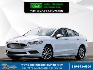 2017 Ford Fusion ***Recent arrival with back up camera, sirius x