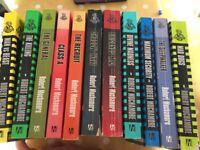 Teen books Muchamore Cherub Series x11