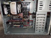 Windows 10 PC Xeon CPU @ 4GHz SSD Boot Drive 8GB RAM