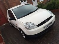 Excellent Ford Fiesta full MOT. Very well looked after