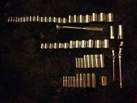60 piece sockets set