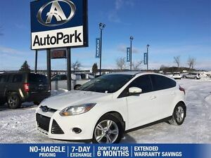 2013 Ford Focus SE| Heated Seats| Alloys| Aux. Outlet