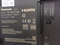 """Panasonic 3D 4K HDR 50"""" TV"""