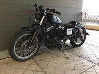 Harley Davidson sportster xl883 2001