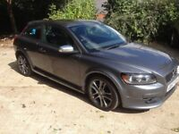 volvo c30 2.0 sport 1 owner from new full volvo history
