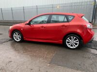 MAZDA 3 SPORT 2010 5DR PETROL ***FULL YEAR MOT EXCELLENT CONDITION
