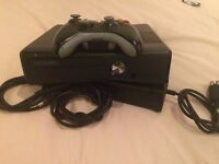 Xbox360 250GB HDD and 35 games (minor fault)