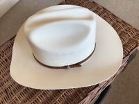 Mexican Stetson Style Hat