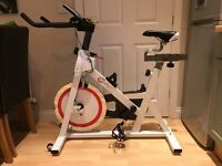 Spinning bike good condition