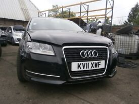 2011 AUDI A3 1.6 TDI BREAKING FOR PARTS