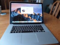 "Apple MacBook Pro with Retina display ME293B/A 15.4"" Laptop - ME293B/A"
