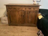 Beautiful, large, solid wood cabinet, possibly Edwardian