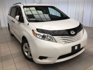 2014 Toyota Sienna Standard Package: 7 Passenger, Accident Free.