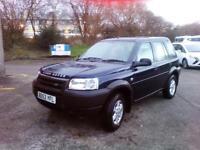 Land Rover Freelander 1.8
