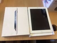 Apple iPad 3 16gb white and silver boxed